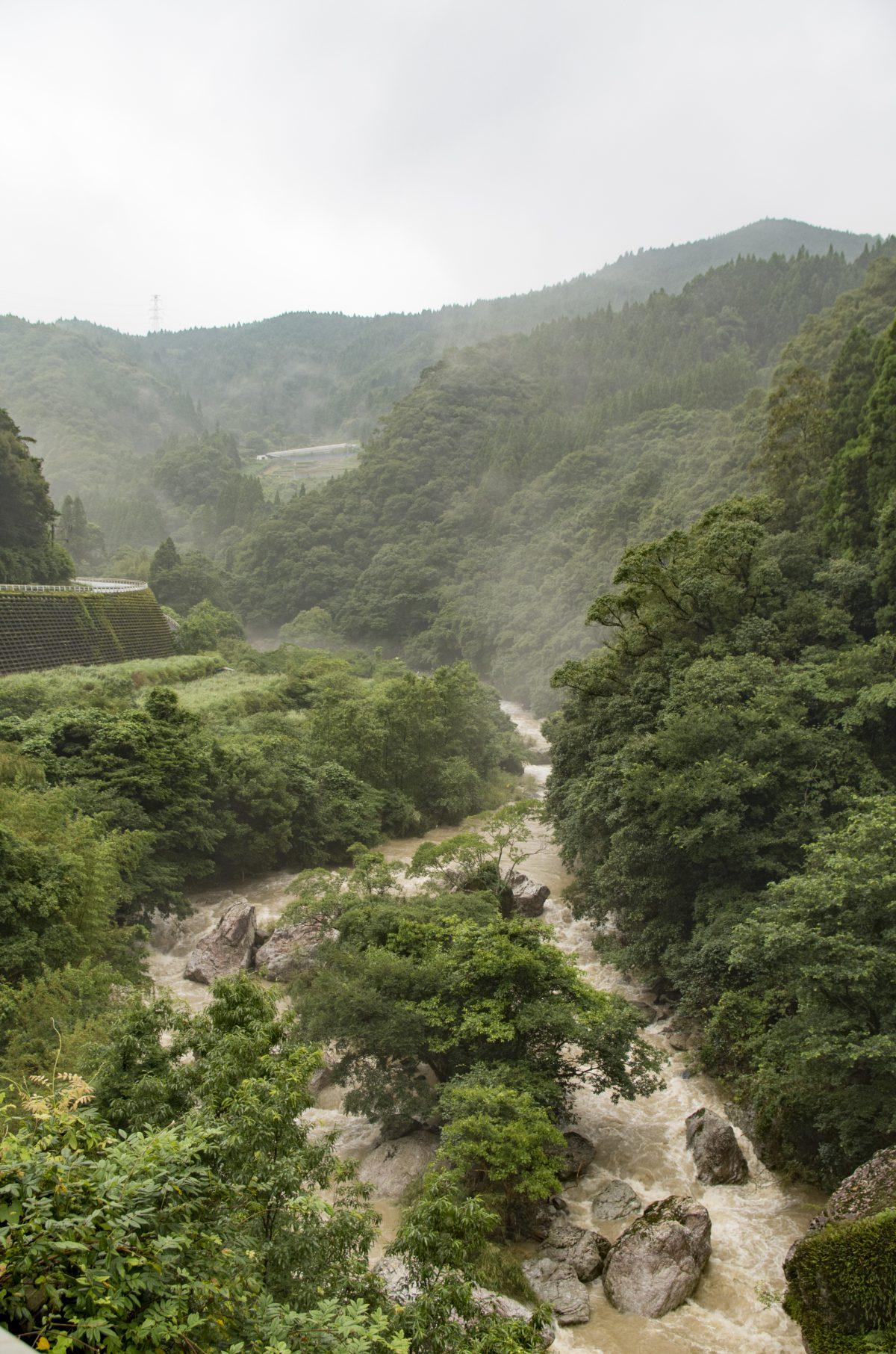 Tsuyu, Japan's rainy season on Kyushu